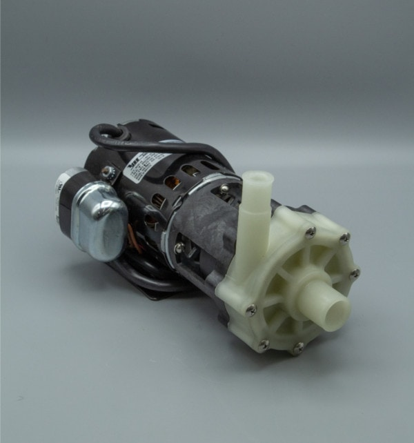 March Pump's AC-4A-MD centrifugal sealless magnetic drive pumps ideal for industrial applications.