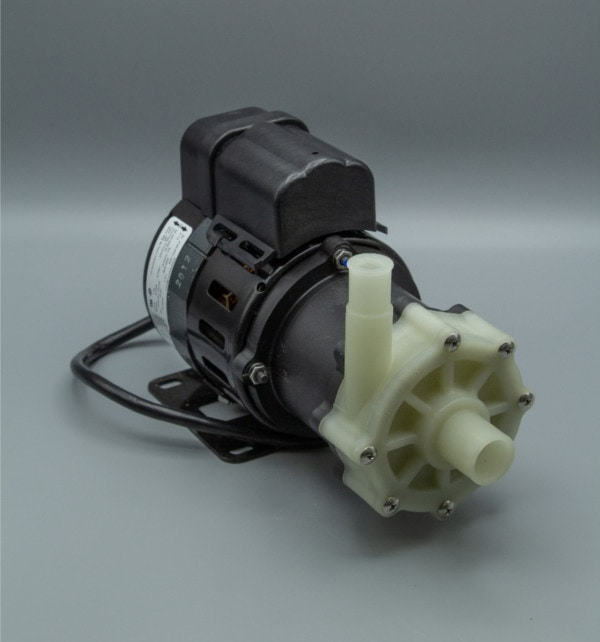 March Pump's AC-5A-MD centrifugal sealless magnetic drive pumps ideal for industrial applications.