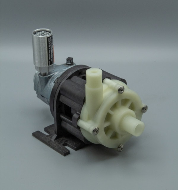 March Pump's BC-3AP-MD-AM centrifugal sealless magnetic drive air powered pumps ideal for industrial applications.