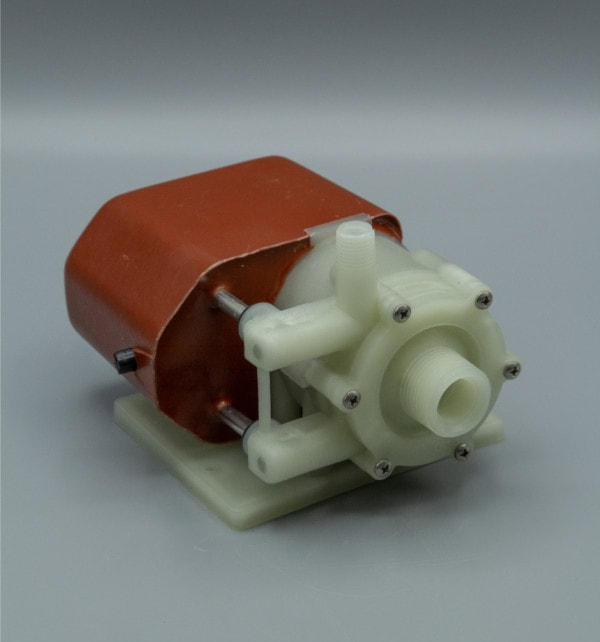 March Pump's LC-2CP-MD centrifugal sealless magnetic drive submersible pumps ideal for marine applications.