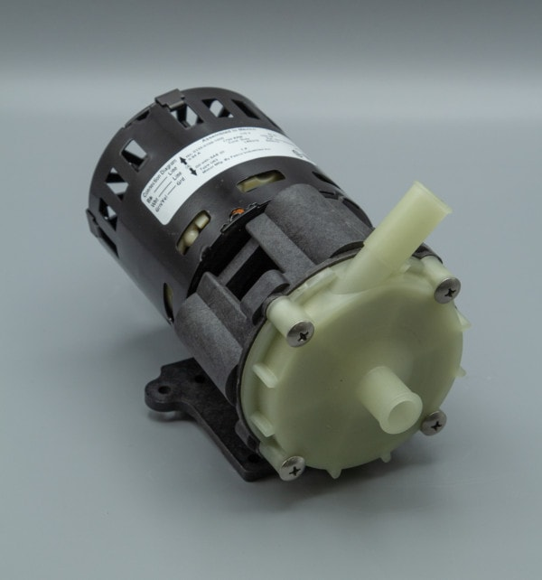 March Pump's MDX-5/8 centrifugal sealless magnetic drive pumps ideal for oem applications.