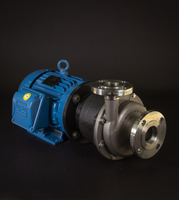 Picture of March Pump TE-8S-MD with Flanges