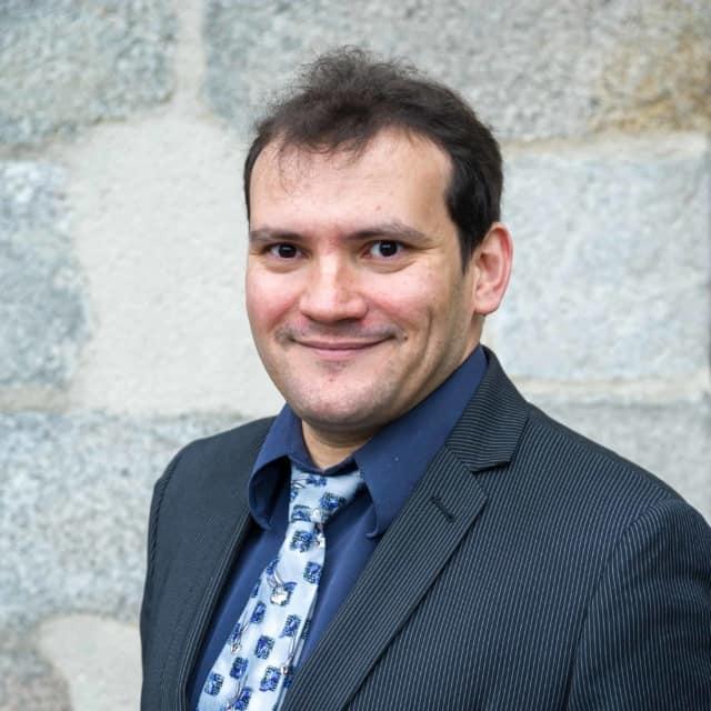 Stéphane Dupic