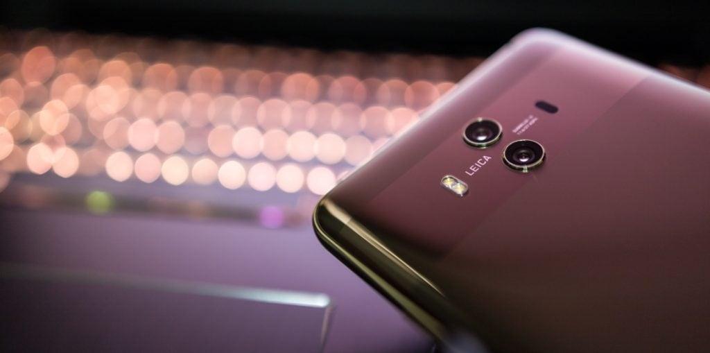 Huawei 10 mega trend