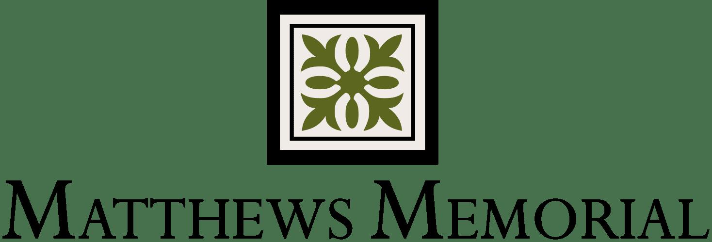 Matthews Memorial [logo]