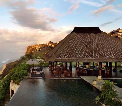Ini Dia 3 Hotel Termewah di Bali yang Indah