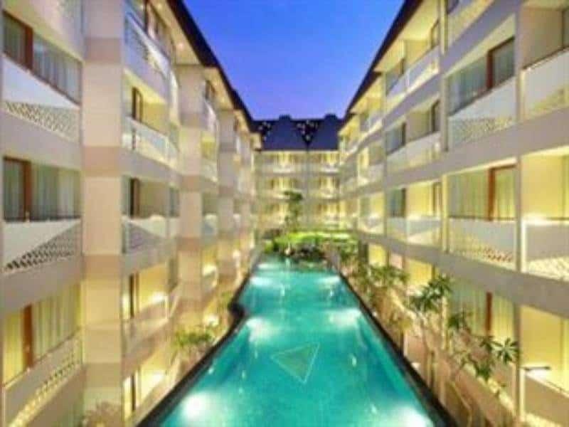Ini Dia Pilihan Hotel di Sekitar Nusa Dua, Bali