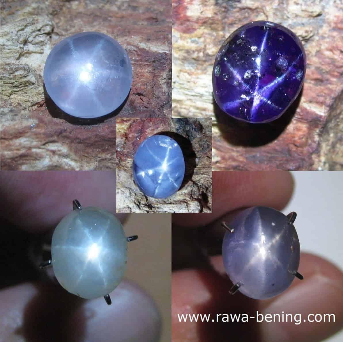 5 Batu Star Sapphire Pilihan untuk Anda