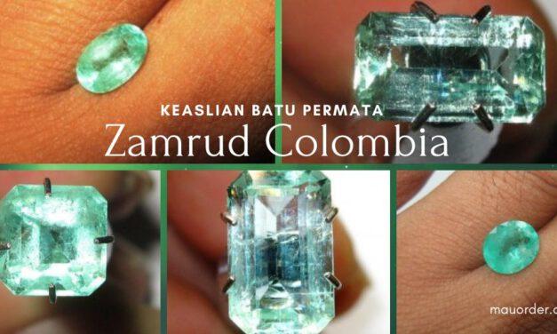 Zamrud Colombia Itu Cara Cek Asli Atau Tidaknya Bagaimana?