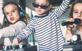 Plaatjes draaien als DJ