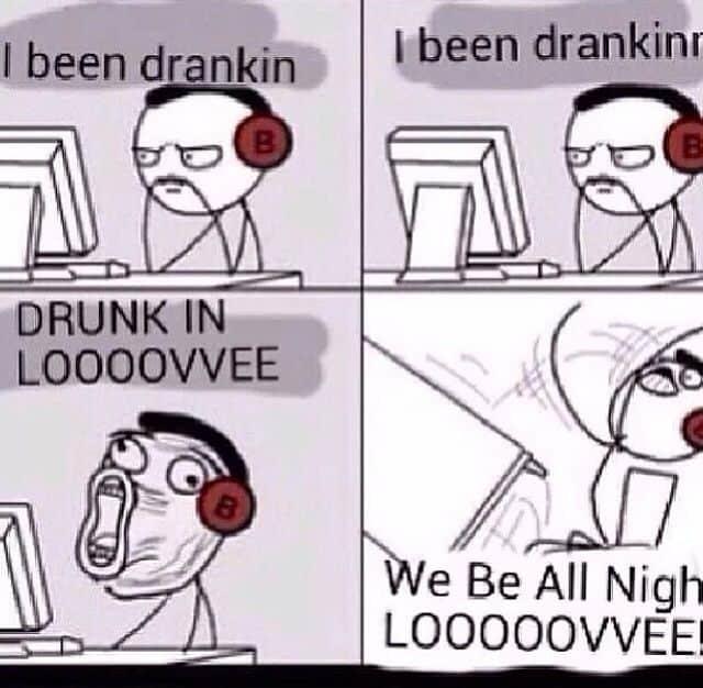 love reaction memes