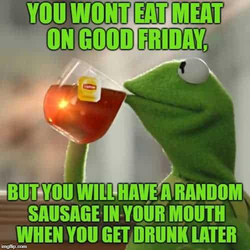 20 Best funny good friday memes
