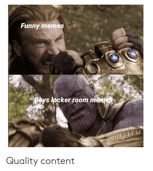 boys locker room memes