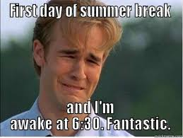 first day of summer memes
