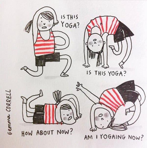 Yoga memes