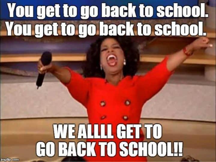 15 Best back to school memes