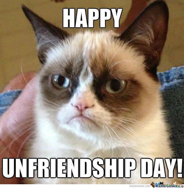 25 Best Friendship Day Memes