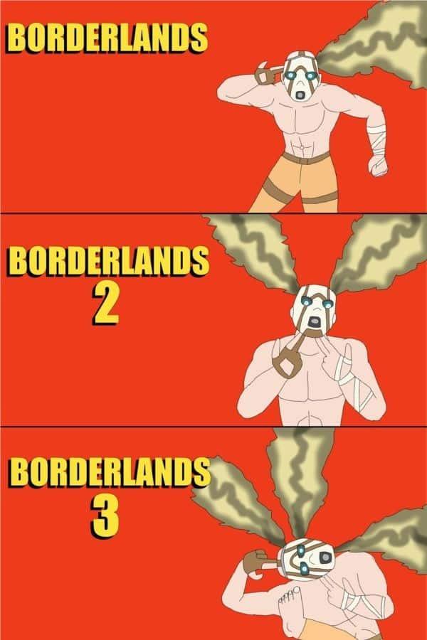 25 Best Borderlands 3 Memes