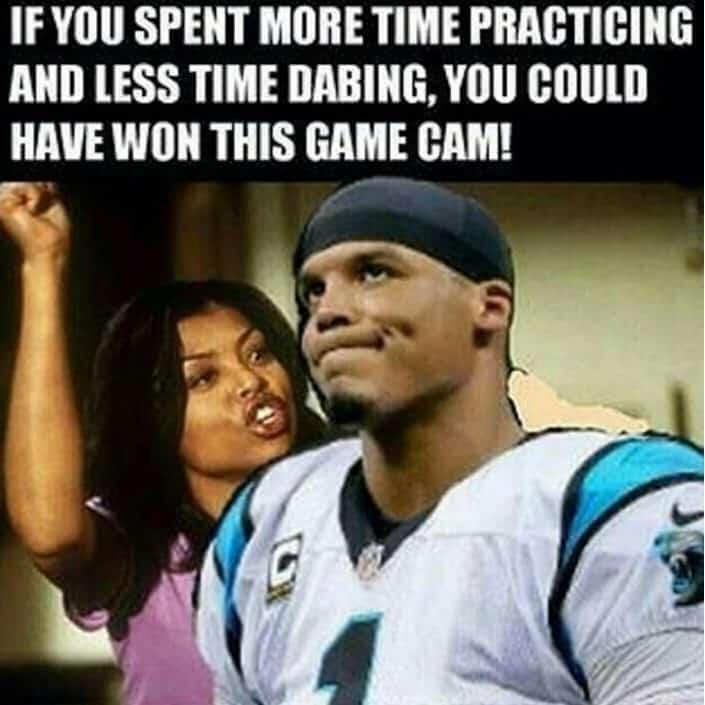 15 Best Cam Newton Memes