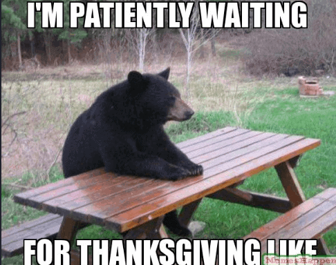 15 Dirty Thanksgiving Memes