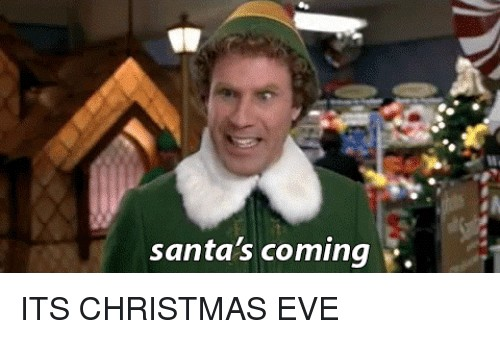 15 Christmas Eve Memes