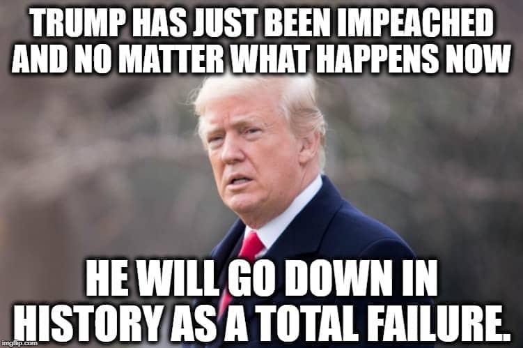 15 Best Trump Impeached Memes