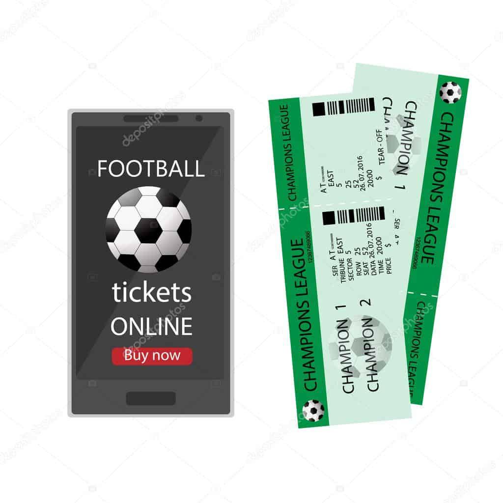 buy football tickets