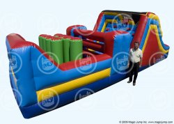 32 Obstacle Course