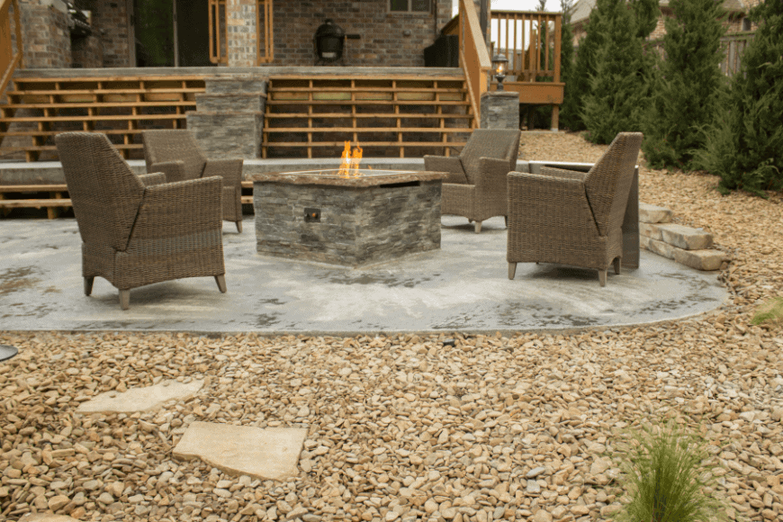 Custom Fire Pits