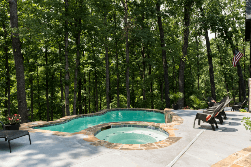 Pool Installation