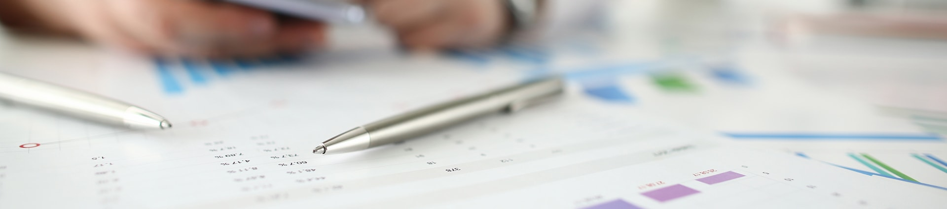 Billing and accounting paperwork