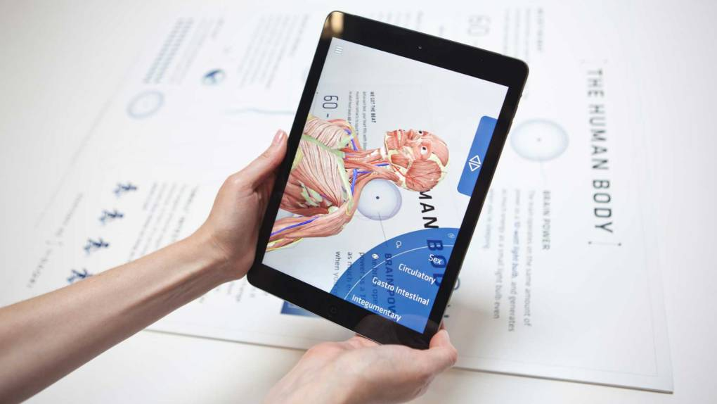 The Amazing Uses of Augmented Reality in Education