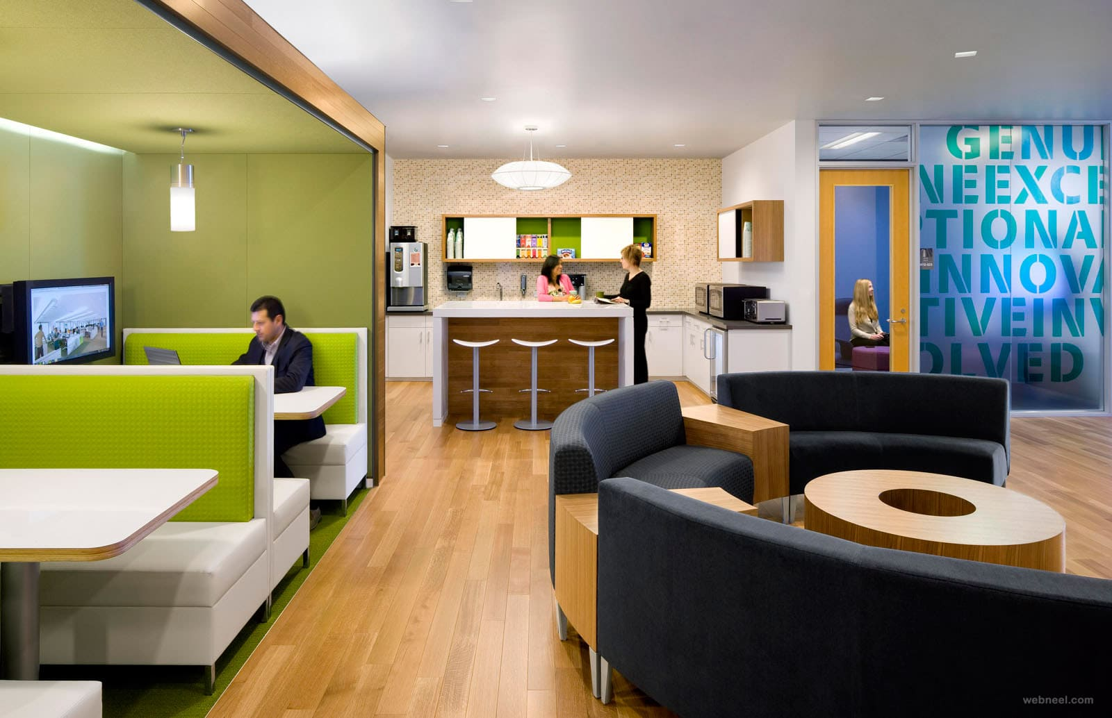 Top Reasons Why Office Design Concept and Décor Matters