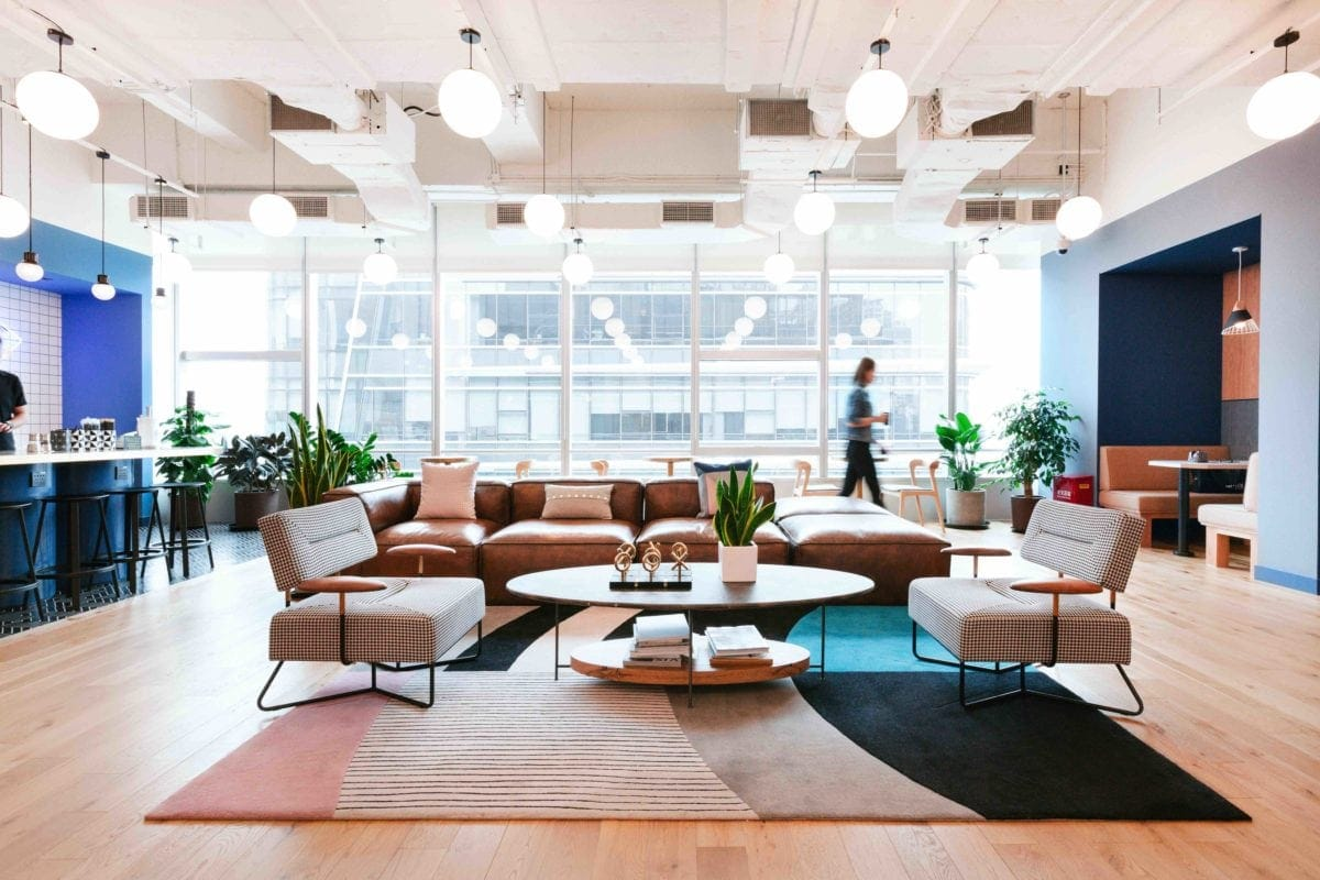 Get Inspired from WeWork Coworking Space around the World