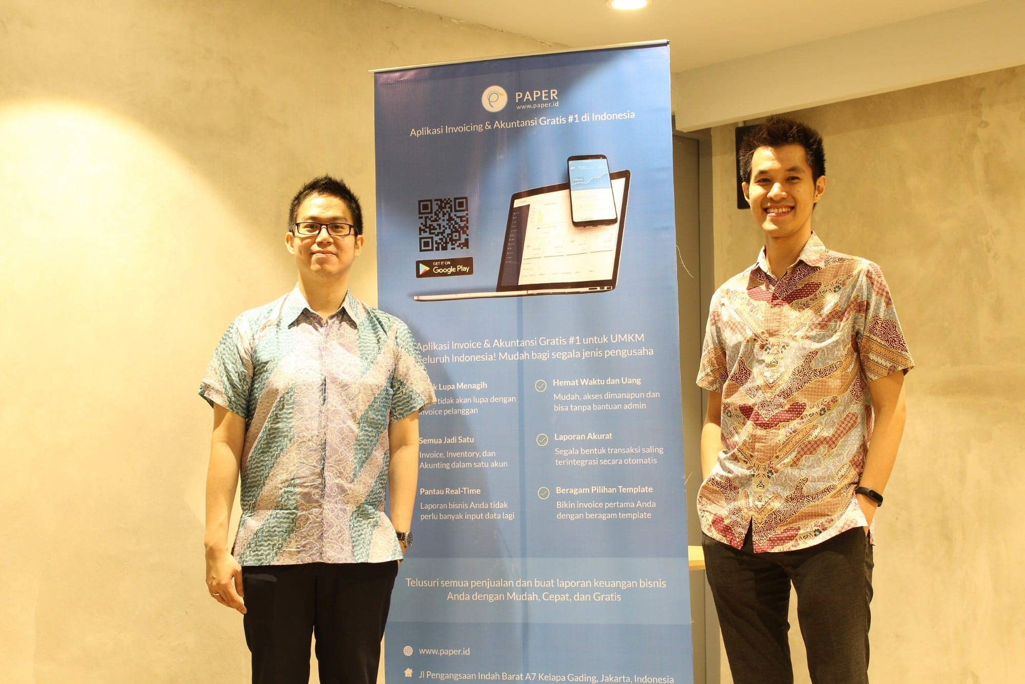 Paper.id Series A Funding Invesment