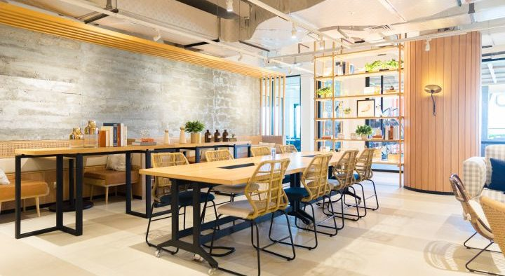 9 Benefits of Working in Coworking Space near Me