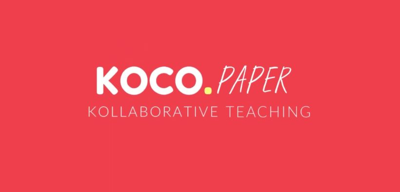 KOCO Paper is Ready to Compete in the Edtech Market in Indonesia