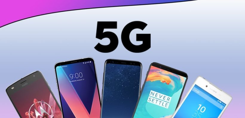 Recommended High Technology Smartphone with 5G Connectivity