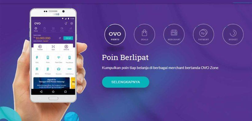BRI Invites OVO to Extend Credit to Digital MSMEs