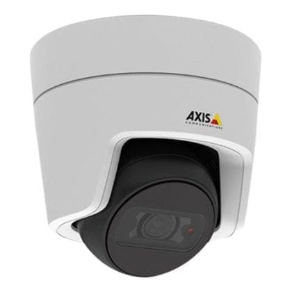 AXIS M3104-L – Cámara de vigilancia de red – a prueba de polvo / impermeable