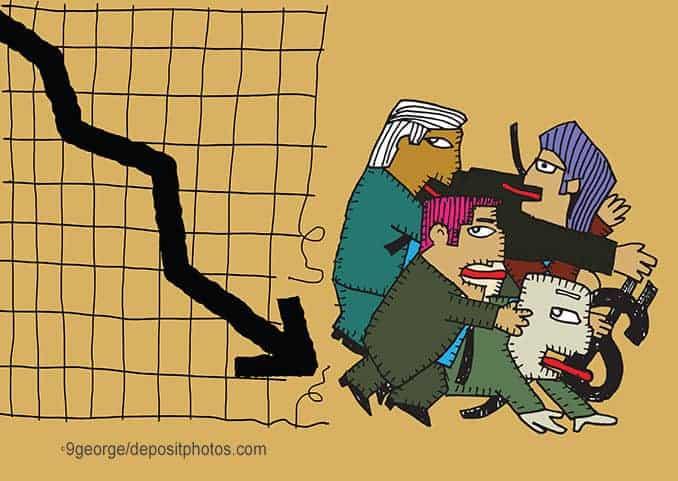 Wirtschaftskrise Ursache und Folgen