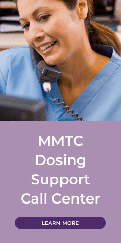 Dosing Support Call Center