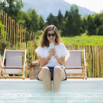 Mountain hostel tarter andorra outdoor pool jacuzzi swim spa-113
