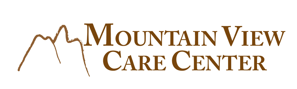 Mountain View Care Center [logo]