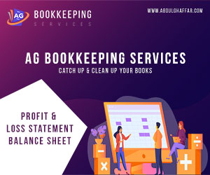 AG Bookkeeping Services