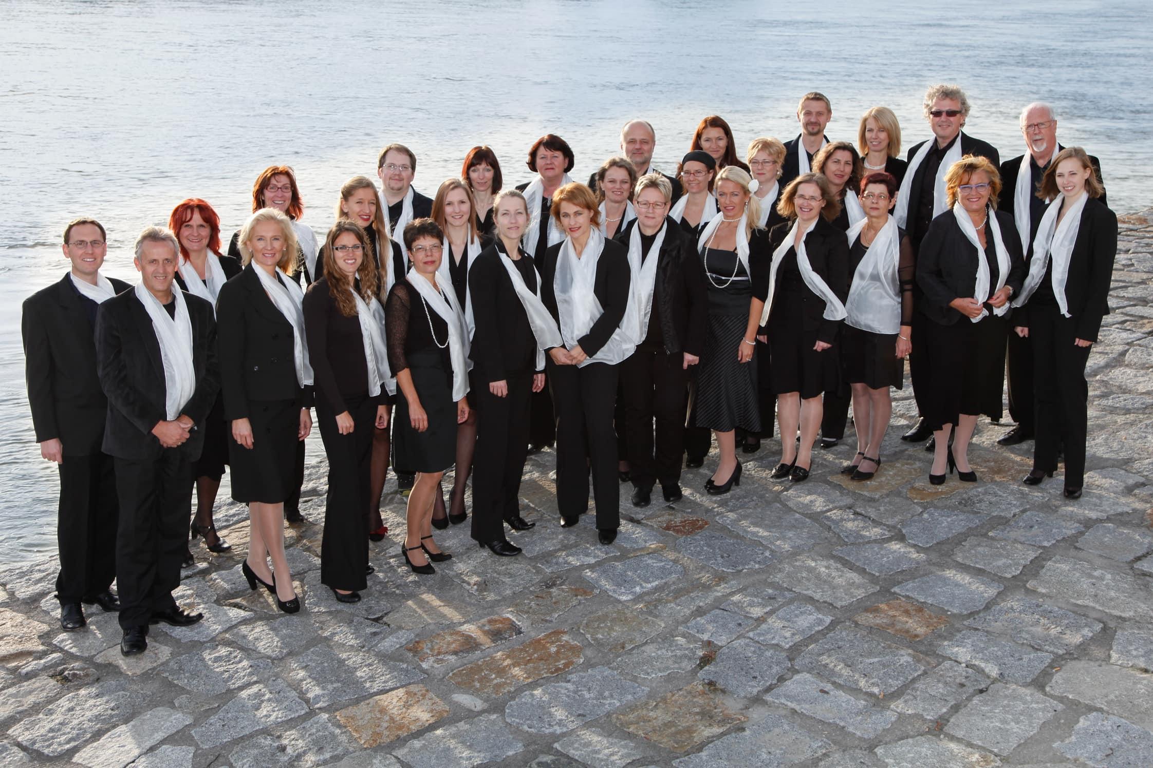 Chor der Pfarre Mauthausen