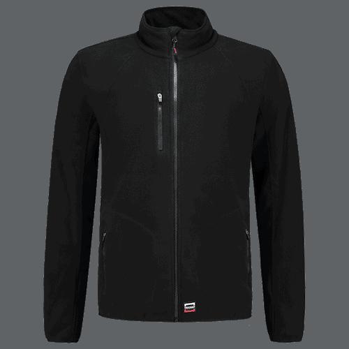 Tricorp Luxe fleece vest - zwart