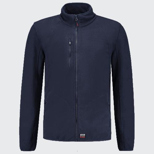 Tricorp Luxe fleece vest - blauw