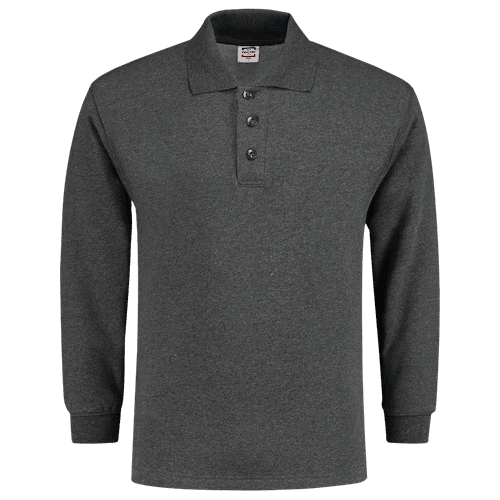 Tricorp polosweater - grijs