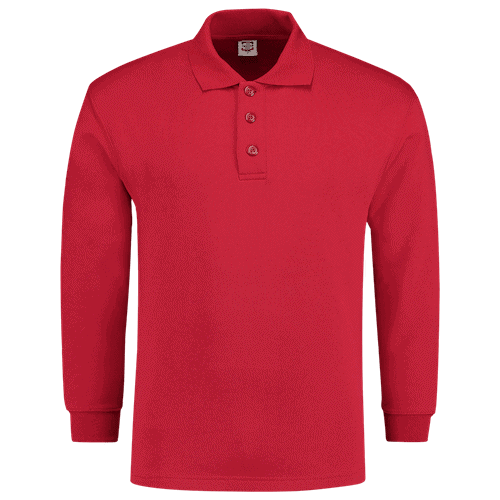 Tricorp polosweater - rood